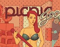 Pic-nic magazine cover