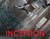Inception // Movie Poster