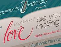 Authentic Intimacy Events