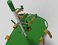 a vestibulator for children with cerebral palsy