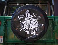 Indio Beer Promo Materials
