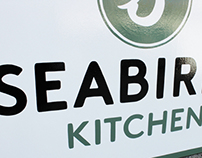 Seabirds Kitchen Exterior Sign