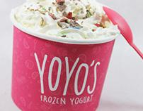 YoYo's Frozen Yogurt