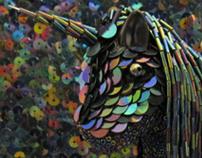 Rainbow Warriors Sculptures