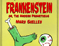 Frankenstein Cover Redesign