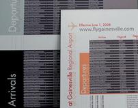 International Airport Timetable app