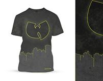 Wu-Tang T-shirt Design