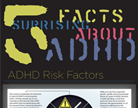 ADHD Risk Factors // Infographic
