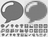 Icons for Lithium Technologies