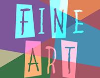 FineArt Typeface