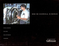 Turbine Machining and Testing (employment at Gulfstream