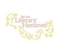 Literary Heroine Poster