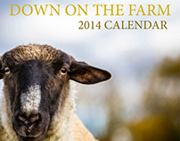 2014 Down on the Farm Calendar