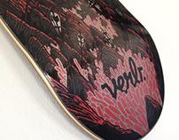 VERB skate deck : Artist series 2013