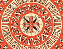 Mezenka pattern