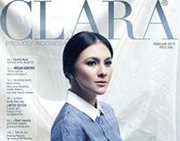 CLARA Magazine // Editorial