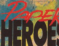 Paper Heroes Website