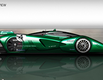 Jaguar LeMans Homage Concept