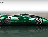Jaguar LeMans Homage Concept