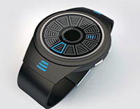 Turbine watch spins you up to speed