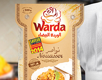Nouasser Traditionnelle Warda _ Couverture