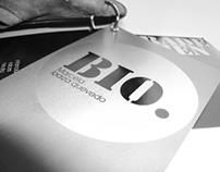 BIO // graphic design for  footwear_designer