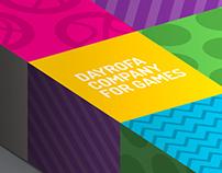 Dayrofa Games Stationary