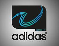 adidas - catch it