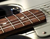 Vintage Kramer Guitar