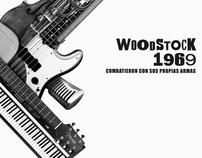 Afiche Woodstock