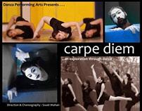 Carpe Diem, an exploration through dance