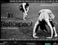 In Retrospect, a dance-theatre production