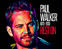 REST ON, PAUL WALKER