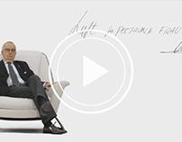 Poltrona Frau // Luft by Walter de Silva