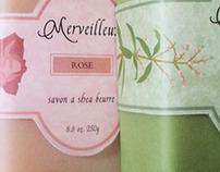 Merveilleux Soap Company