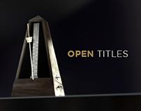 Inspirational 13 - Open titles