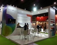 Stand Design | Provital Group | IN-Cosmetics | Bangkok