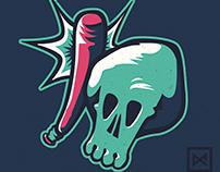 Skull Hit