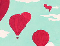 192 Red Ballons | Creative Mornings