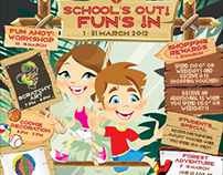 Compass Point School Holday | School's Out! Fun's In