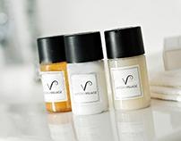 Branding, packaging, Web, UI - Boutique Hotel