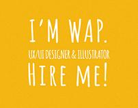 My CV/Resume 2013