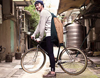 Pull&Bear Freewheel Club - A/W 2013