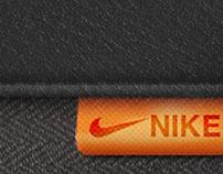 Nike - Personal idea -