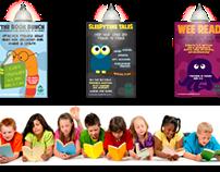 Lansdowne Public Library children's posters
