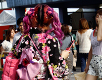 Japanese Street Photos