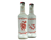 Pitaya Flavour Hot Water Branding & Packaging