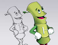 Character Design/Diseño de personaje