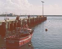 Landscape (Docks)