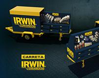 Carreta de Ferramentas IRWIN